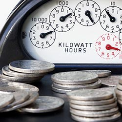 Residential Electricity Usage Is Measured In Kilowatt Hours Kwh One Hour 1 Equal To The Amount Of Energy You Would Use If Kept A